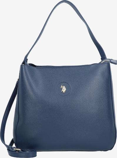 U.S. Polo Assn. Schultertasche 'Jones' in marine, Produktansicht