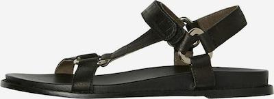 VERO MODA Sandale in schwarz, Produktansicht