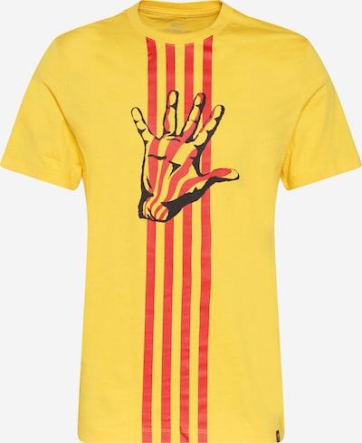 NIKE Trikot 'FC Barcelona' in gelb / dunkelrot / schwarz, Produktansicht