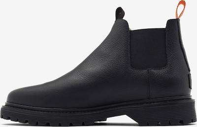 EKN Footwear Enkellaarsjes in de kleur Zwart, Productweergave