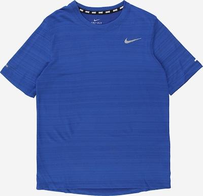 NIKE Sport-Shirt 'Miler' in royalblau, Produktansicht