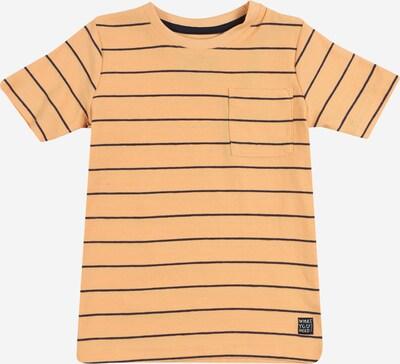 BASEFIELD Shirt in orange / schwarz, Produktansicht