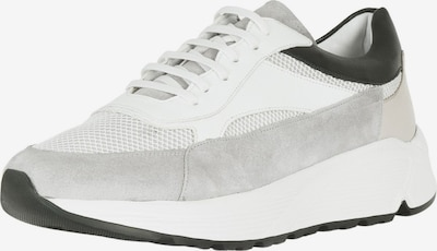 INUOVO Sneaker in grau / schwarz / weiß, Produktansicht