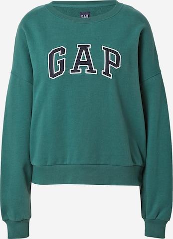 GAP Sweatshirt in Grün