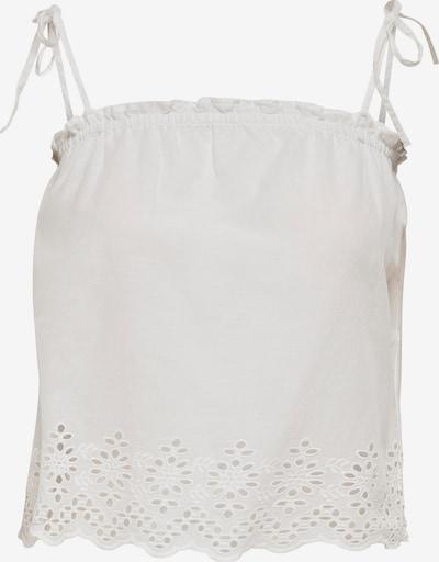 ONLY Μπλούζα 'Carlotta' σε φυσικό λευκό, Άποψη προϊόντος