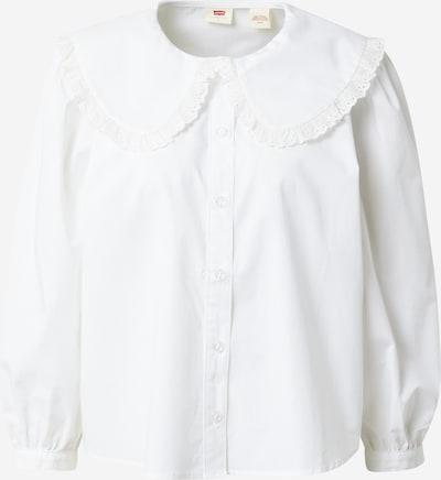 LEVI'S Blusa 'MIMMI' en blanco, Vista del producto