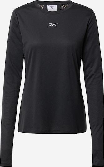 Tricou funcțional Reebok Sport pe negru, Vizualizare produs