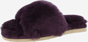 thies Slippers in Purple