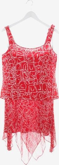 ESCADA  Kombination in L in rot / weiß, Produktansicht