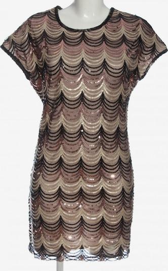 Molly BRACKEN Pailettenkleid in S in creme / nude / schwarz, Produktansicht