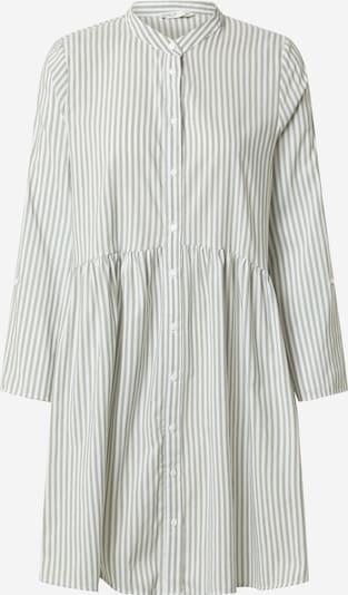 ONLY Skjortklänning 'DITTE' i grå / vit, Produktvy