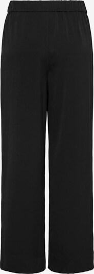 ONLY Pantalon 'ONLGISELA-GUSTAVA HW WIDE PANT CC PNT' en noir, Vue avec produit