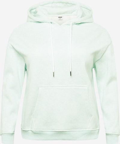 Urban Classics Curvy Sweatshirt in de kleur Azuur, Productweergave