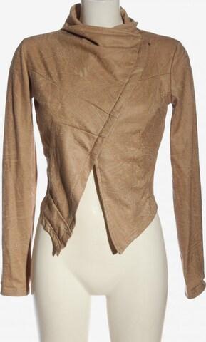 OBJECT Jacket & Coat in S in Beige