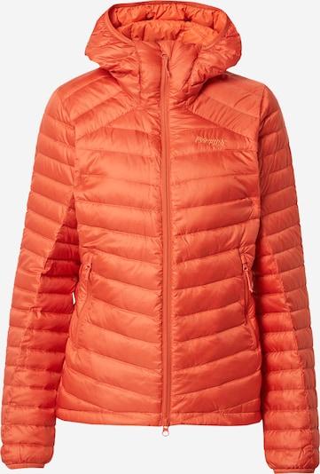 Giacca di mezza stagione 'Røros' Bergans di colore arancione, Visualizzazione prodotti