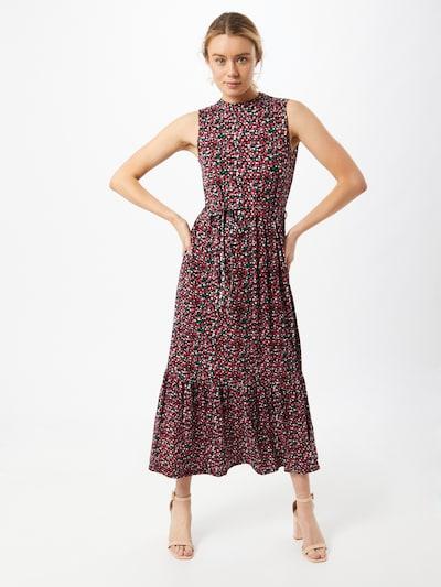 Dorothy Perkins Kleid 'Sleevless' in mischfarben / schwarz, Modelansicht