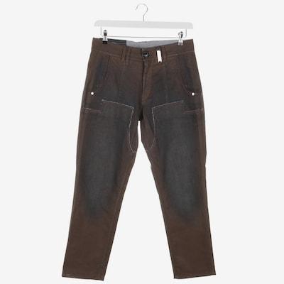 High Use Jeans in 29 in blau / braun, Produktansicht