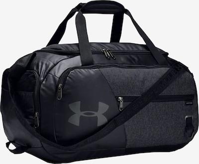 UNDER ARMOUR Sporttasche in grau / schwarz, Produktansicht