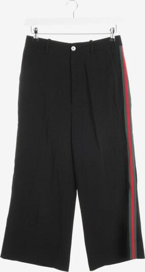 Gucci Hose in M in schwarz, Produktansicht