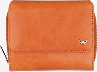 GOLDEN HEAD Portemonnaie in orange, Produktansicht