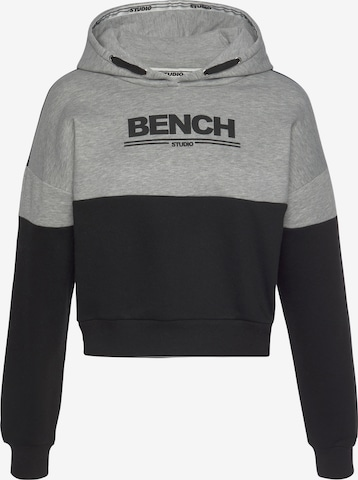 BENCH Sweatshirt in Grey
