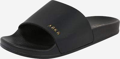 Saboți 'Premium' ARKK Copenhagen pe negru, Vizualizare produs