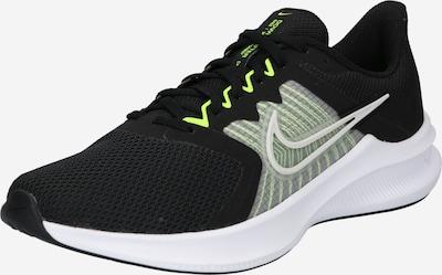 neonsárga / fekete / fehér NIKE Futócipők 'DOWNSHIFTER 11', Termék nézet