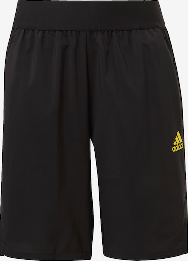 ADIDAS PERFORMANCE Short ' Football Inspired Predator ' in schwarz, Produktansicht