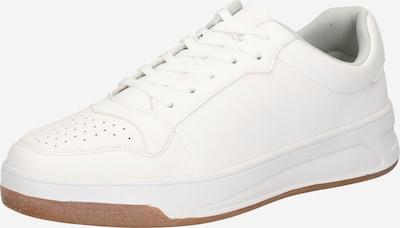 Raid Nízke tenisky - biela: Pohľad spredu