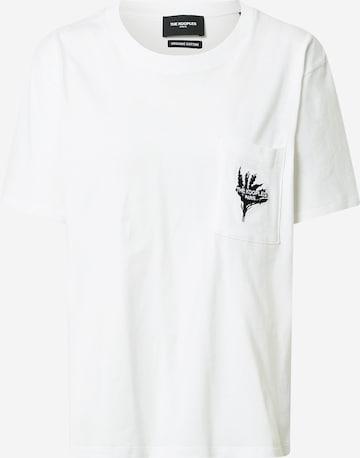 The Kooples Skjorte i hvit