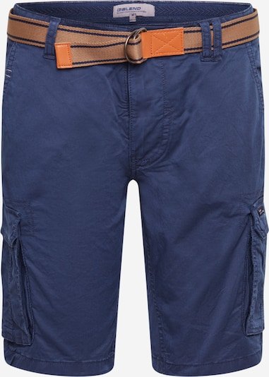 BLEND Cargobroek in de kleur Blauw, Productweergave
