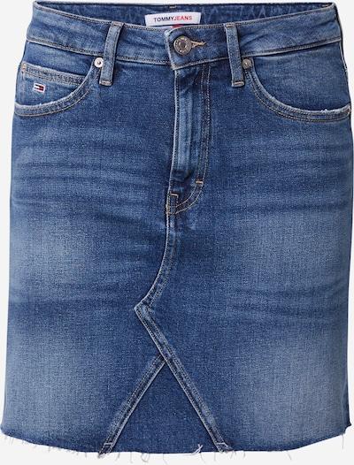 Tommy Jeans Rok in de kleur Blauw denim, Productweergave