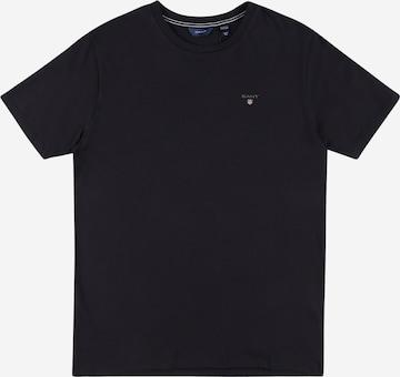 GANT T-shirt i blå