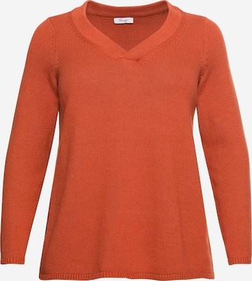 raudona SHEEGO Megztinis