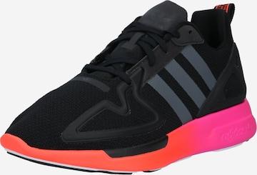ADIDAS ORIGINALS Sneakers 'Zx 2k Flux' in Black