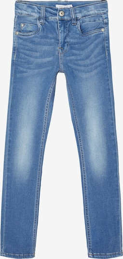 NAME IT Jeans 'Theo Tags' in blue denim, Produktansicht