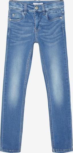 NAME IT Jean 'Theo Tags' en bleu denim, Vue avec produit