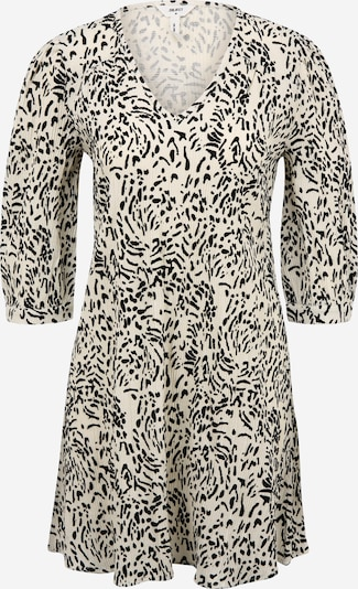 OBJECT Petite Kleid 'AGNETA ELENI' in schwarz / weiß, Produktansicht