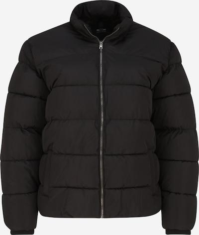Only & Sons Big & Tall Between-Season Jacket 'MELVIN' in Black, Item view