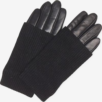 MARKBERG Γάντια με δάχτυλα σε μαύρο, Άποψη προϊόντος