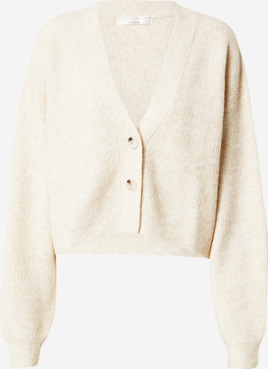 Guido Maria Kretschmer Collection Knit Cardigan 'Nathalie' in Beige, Item view