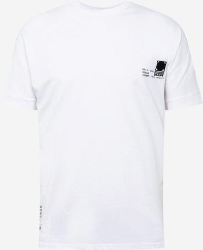 !Solid Tričko 'Masum' - čierna / biela, Produkt