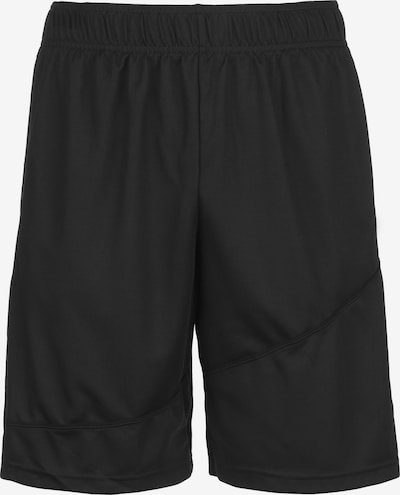 UNDER ARMOUR Basketballshorts in schwarz, Produktansicht