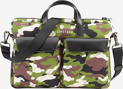 Rosenstaub Laptop Bag 'SARA' Tarnmuster in mischfarben, Produktansicht