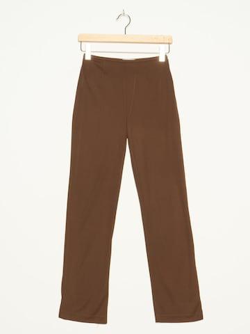 Marella Pants in XXS x 28 in Brown