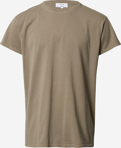 DAN FOX APPAREL T-Shirt  'Luke' in khaki, Produktansicht
