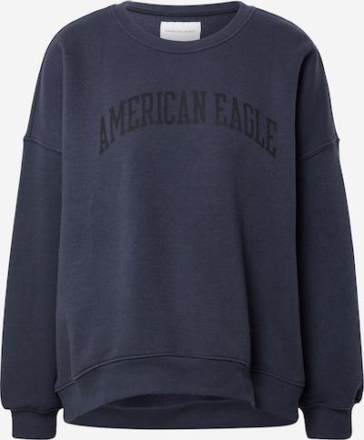 American Eagle Sweatshirt in navy / schwarz, Produktansicht
