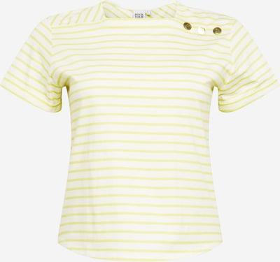 Rock Your Curves by Angelina K. Тениска в жълто / бяло, Преглед на продукта