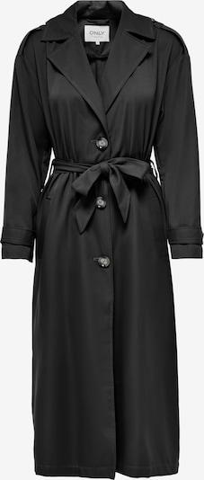 ONLY Manteau mi-saison 'Line' en noir, Vue avec produit