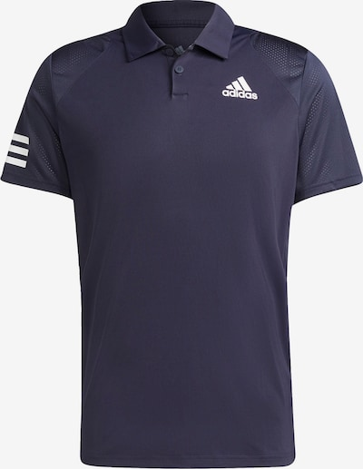 ADIDAS PERFORMANCE Functioneel shirt 'Tennis Club' in de kleur Indigo / Wit, Productweergave